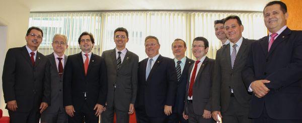 Frente Parlamentar da Agropecuária tem dois representantes de MT